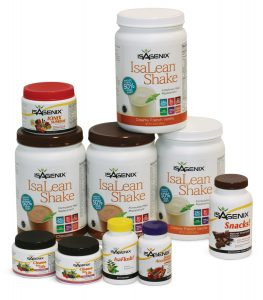 isagenix weight loss products